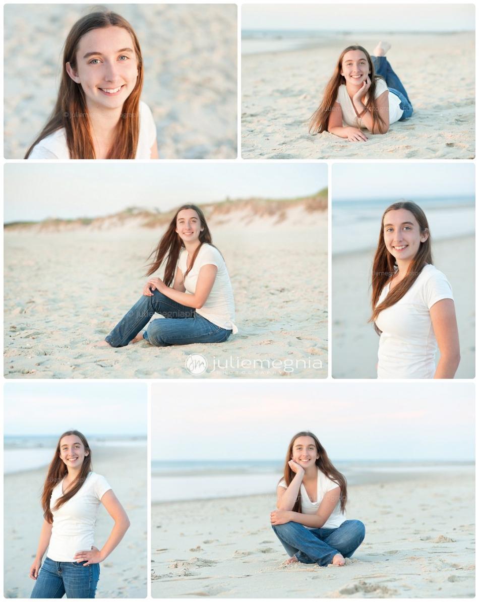 High School Senior Portrait | Julie Megnia Photography
