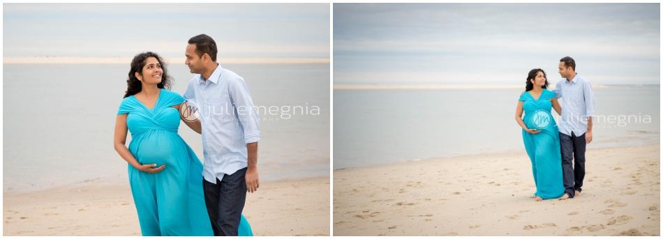 Chatham Beach Maternity Portraits_3_Julie Megnia Photography