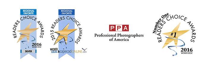 Cape Cod Readers Choice Award Photographer
